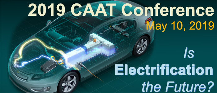 2019 CAAT Conference header