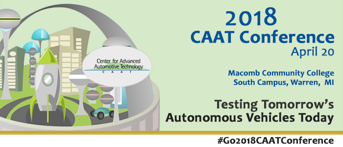 2018 CAAT Conference header