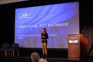 CAAT Conference 2018 keynote