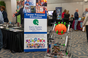 2019 CAAT Conference displays