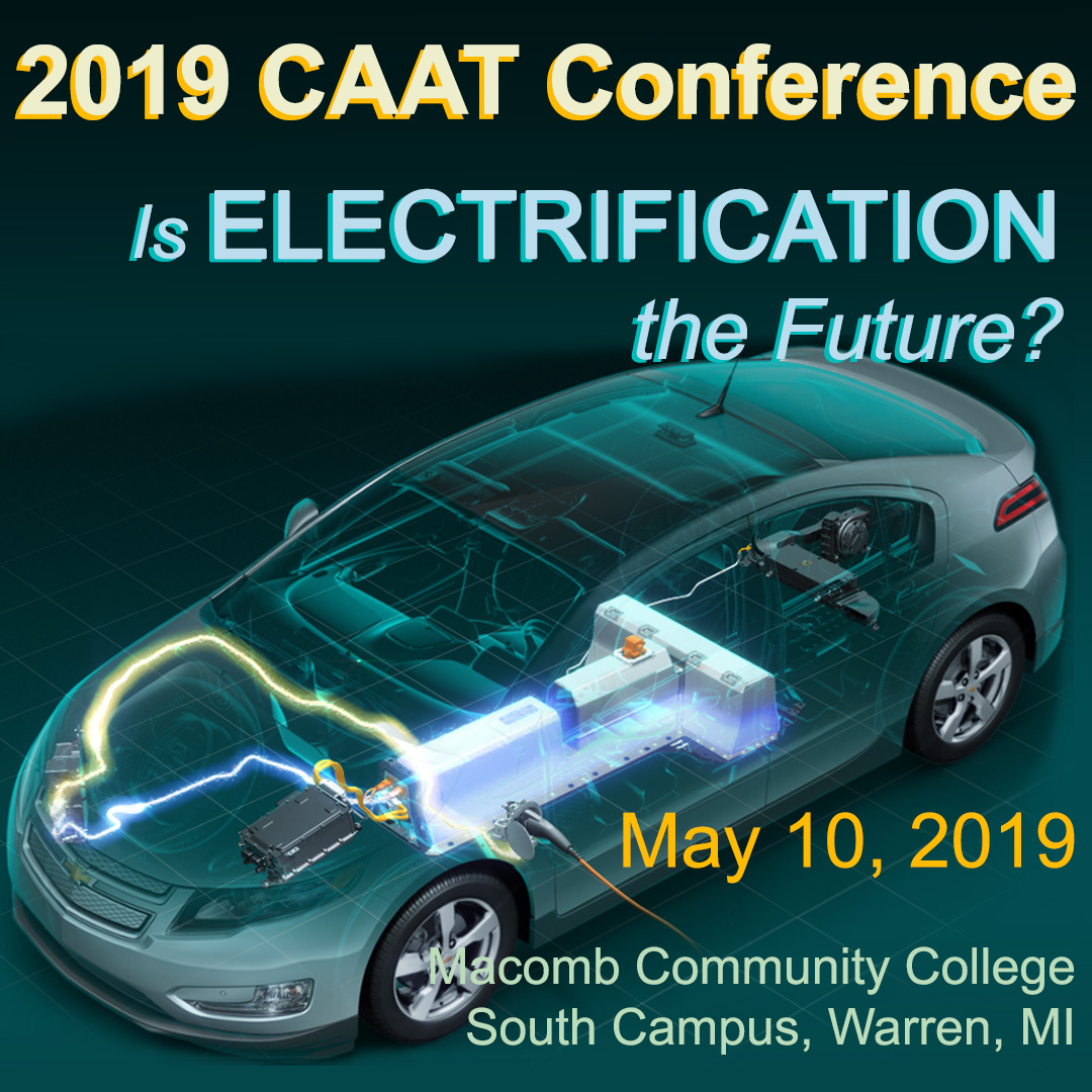 2019 CAAT Conference Is Electrification the Future