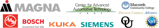 Auto STEAM Days sponsors 2016