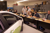 Electric Vehicle Technology classroom