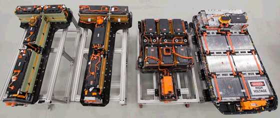 Chevy Bolt Battery History